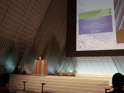 第114回日本外科学会定期学術集会にて